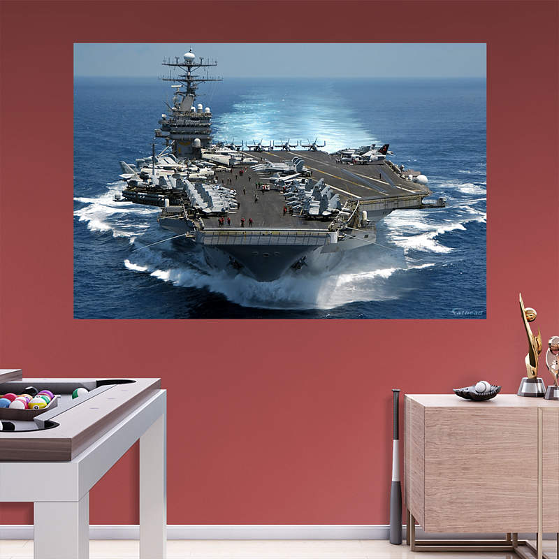 USS Carl Vinson CVN-70 wall decal